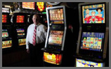 Pittwater RSL Poker Machines data & power rewire